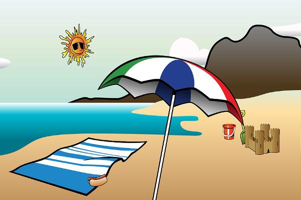 Ilustracja do wpisu: Bezpieczne wakacje