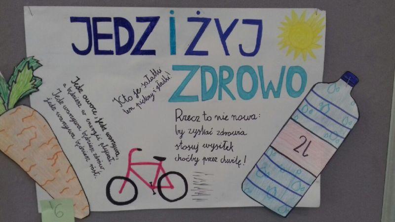 Konkurs Na Plakat O Zdrowiu Szkoła Podstawowa Nr 3 W Pile
