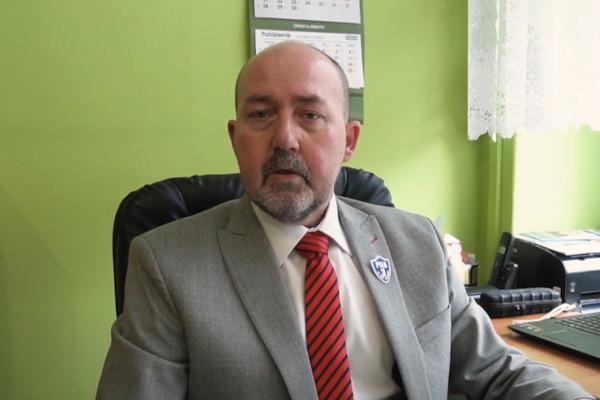 Ilustracja do wpisu: Przemówienie Dyrektora p. Szymona Frydrycha