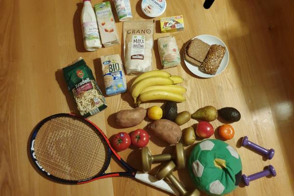 Ilustracja do wpisu: Zdrowe odżywianie kontra rzeczywistość